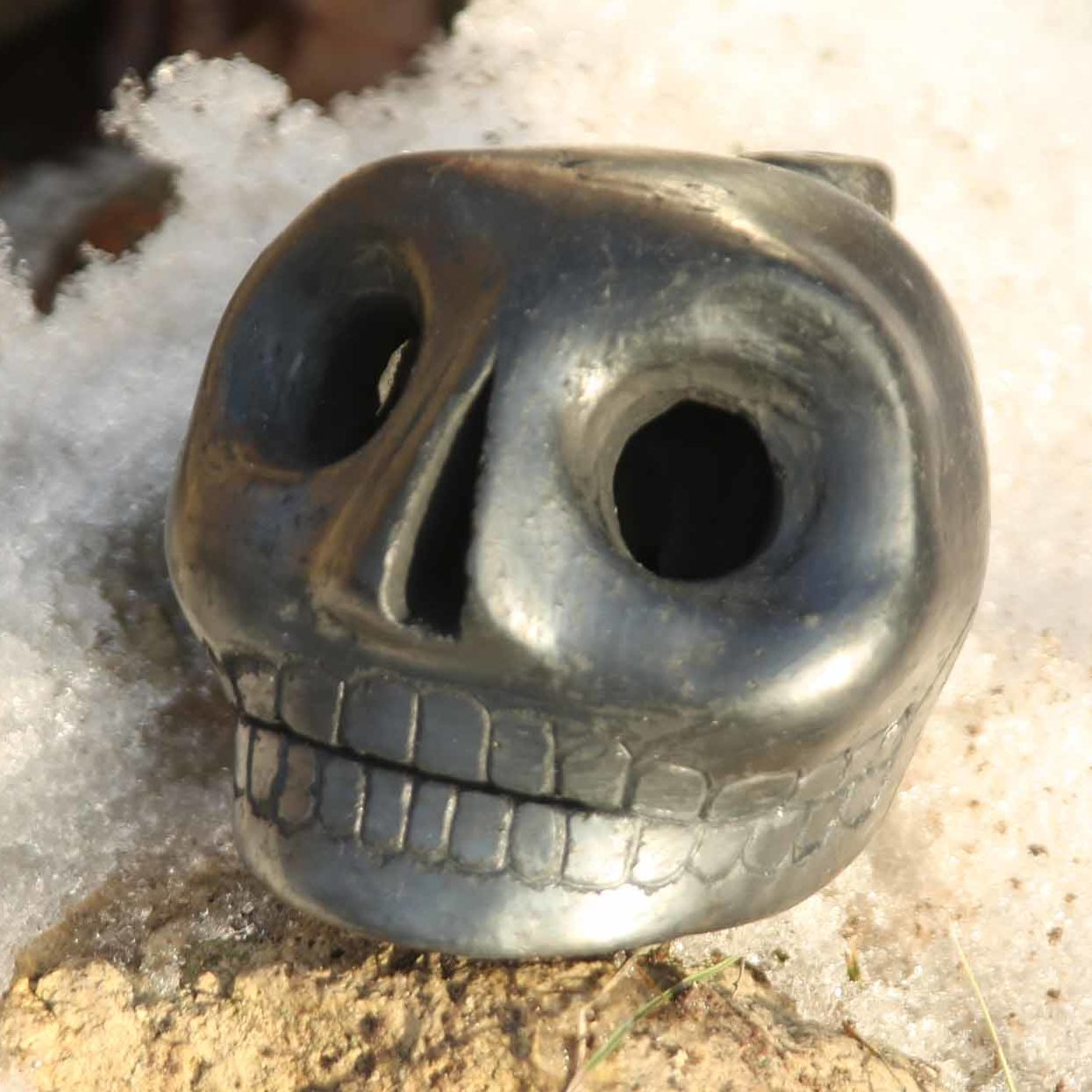 Aztec Death Whistle scary frightening sounds gut wrenching scream!!!